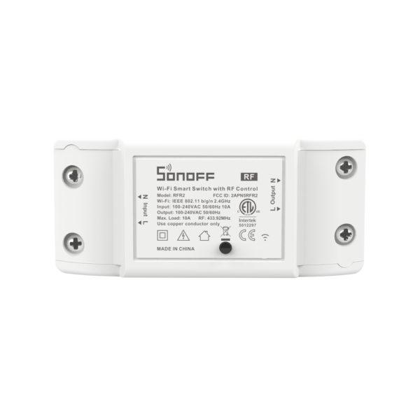 Sonoff RF R2 - Công tắc thông minh điều khiển từ xa qua Wifi và RF 1 kênh
