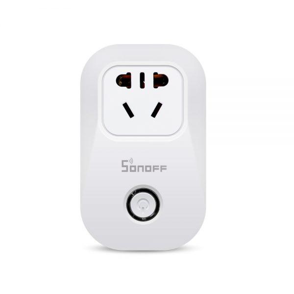 Sonoff S20 ổ cắm thông minh điều khiển từ xa qua Wifi