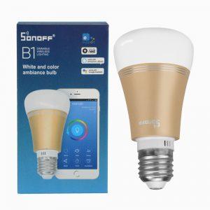 Sonoff B1 - Bóng Đèn Bulb Đổi Màu Thông Minh