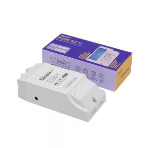 Sonoff Pow - Công tắc WiFi thông minh kiểm soát điện năng tiêu thụ