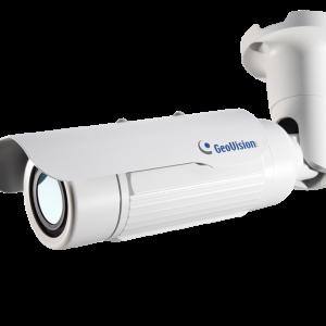 Camera nhận dạng biển số GeoVision GV-IP LPR Camera 5R