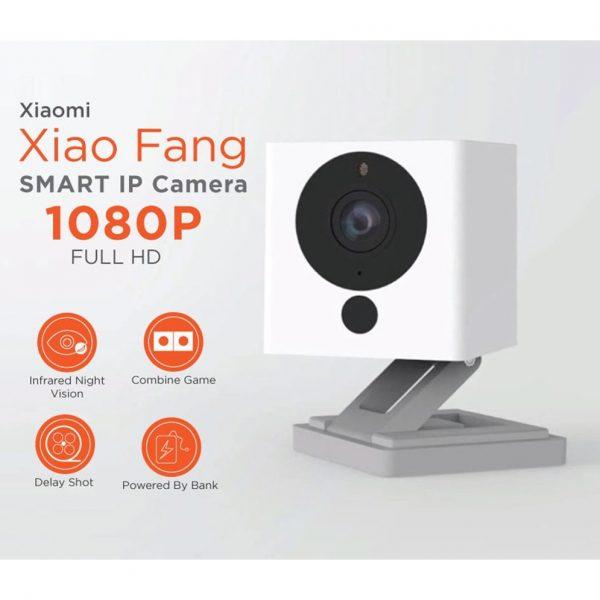 Camera IP thông minh Xiaomi Xiaofang square 1080P