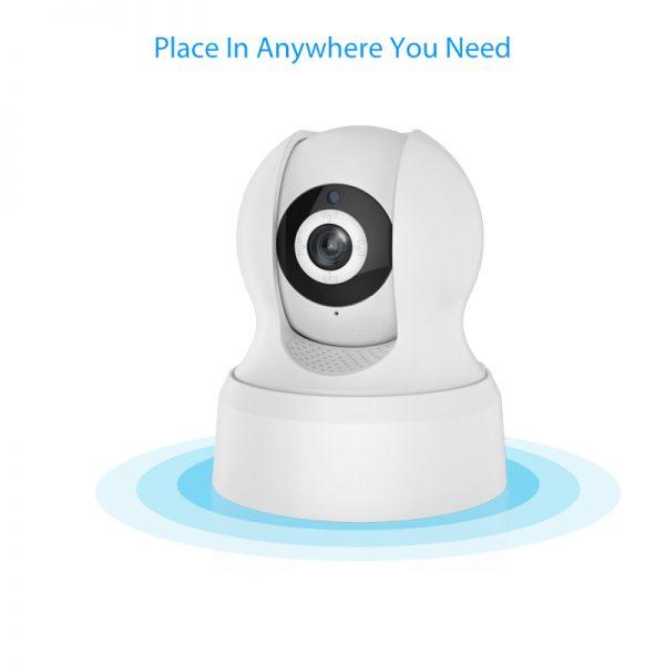 Camera Wifi thông minh 360 trong nhà NIP-23AI - Tuya Smart