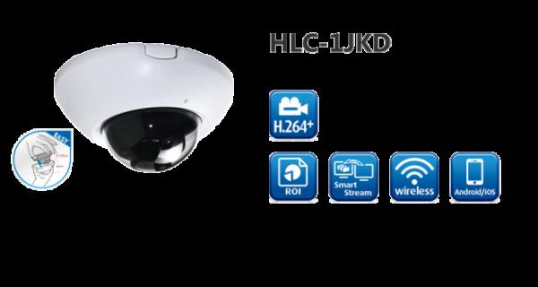 1080P H.264+ Mini Dome HLC-1JKD