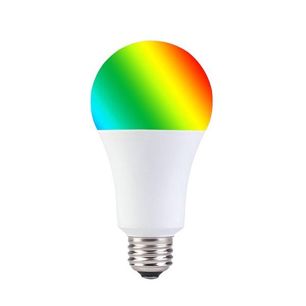 Bóng đèn LED 7 màu Wifi thông minh 7W Tuya RGB+CCT