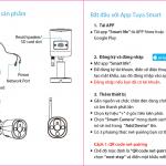 Hướng dẫn sử dụng Camera Wifi thông minh Tuya