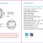 Hướng dẫn sử dụng Còi báo động 3 trong 1 Wifi thông minh Tuya