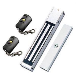 Khóa cửa điện tử từ tính nam châm điều khiển từ xa bằng remote 600Lbs, 270Kgs PML-1101R