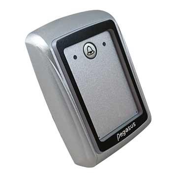 Giới thiệu đầu đọc thẻ không tiếp xúc vỏ kim loại Pegasus PZ-810