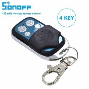 Sonoff RF433 - Remote điều khiển 433