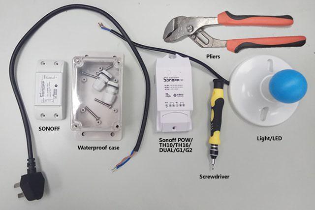 Sonoff WC66 - Hộp chống nước bảo vệ công tắc Sonoff