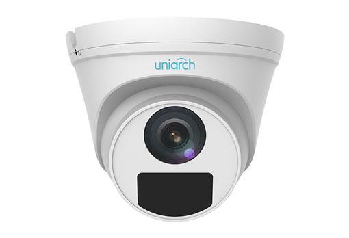 Camera IP Turet 2.0Mp chuẩn nén Ultra265 Uniarch IPC-T122-PF28